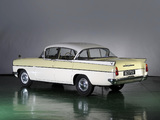 Vauxhall Cresta 4-door Saloon (PA) 1960–62 wallpapers