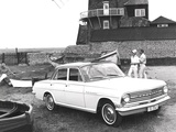 Vauxhall Cresta 4-door Saloon (PB) 1962–65 images