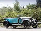 Photos of Vauxhall D-Type Tourer 1922