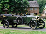 Pictures of Vauxhall D-Type Army Staff Car 1918
