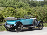 Vauxhall D-Type Tourer 1922 images