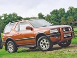 Photos of Vauxhall Frontera Sport (B) 1998–2003