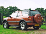 Pictures of Vauxhall Frontera Sport (B) 1998–2003