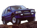 Vauxhall Frontera (A) 1992–98 photos