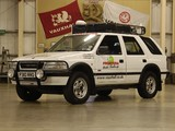 Vauxhall Frontera TDS Frontera World Challenge (A) 1997 pictures