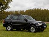 Vauxhall Frontera (B) 1998–2003 photos