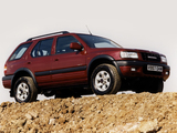 Vauxhall Frontera (B) 1998–2003 pictures