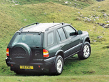 Vauxhall Frontera (B) 1998–2003 wallpapers