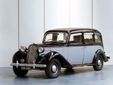 Images of Vauxhall GL-Type 25 HP Limousine 1940