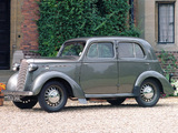 Vauxhall H-Type 1937–40 images