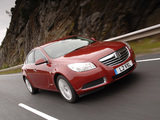 Images of Vauxhall Insignia Hatchback 2008