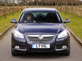 Images of Vauxhall Insignia Sports Tourer 2008–13
