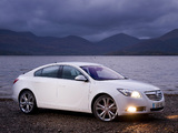 Images of Vauxhall Insignia Hatchback 2008–13