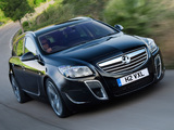 Images of Vauxhall Insignia VXR Sports Tourer 2009–13