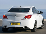 Images of Vauxhall Insignia VXR 2009–13