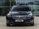 Images of Vauxhall Insignia Sports Tourer 2013