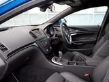 Photos of Vauxhall Insignia VXR Sports Tourer 2009–13