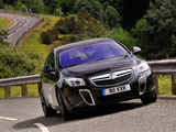 Photos of Vauxhall Insignia VXR 2009–13