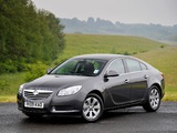 Photos of Vauxhall Insignia ecoFLEX Hatchback 2009–13