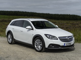 Photos of Vauxhall Insignia Country Tourer 2013