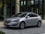 Photos of Vauxhall Insignia ecoFLEX Hatchback 2013