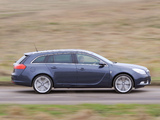 Pictures of Vauxhall Insignia Sports Tourer 2008