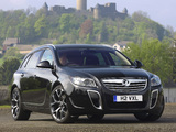 Pictures of Vauxhall Insignia VXR Sports Tourer 2009–13