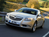 Pictures of Vauxhall Insignia ecoFLEX Hatchback 2009–13