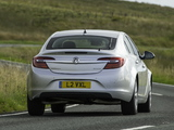 Pictures of Vauxhall Insignia ecoFLEX Hatchback 2013