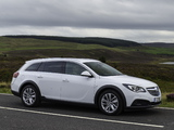 Pictures of Vauxhall Insignia Country Tourer 2013