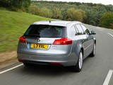 Vauxhall Insignia 4x4 Sports Tourer 2008–13 images