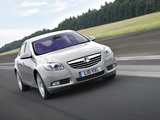 Vauxhall Insignia Hatchback 2008–13 images