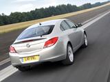 Vauxhall Insignia Hatchback 2008–13 photos