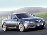 Vauxhall Insignia 2008–13 pictures