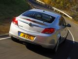 Vauxhall Insignia ecoFLEX Hatchback 2009–13 images