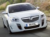 Vauxhall Insignia VXR 2009–13 photos