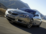 Vauxhall Insignia 4x4 BiTurbo 2012–13 photos