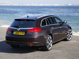 Vauxhall Insignia 4x4 BiTurbo Sports Tourer 2012–13 pictures