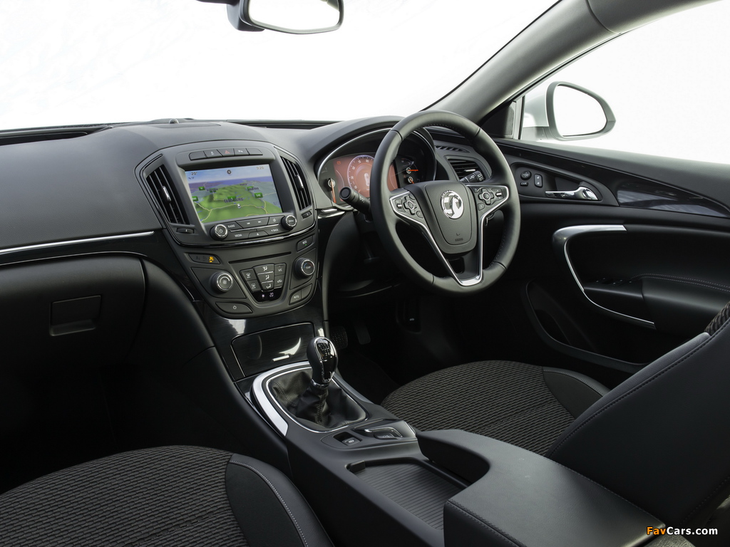Vauxhall Insignia Country Tourer 2013 images (1024 x 768)