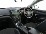 Vauxhall Insignia Country Tourer 2013 images