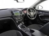 Vauxhall Insignia ecoFLEX Hatchback 2013 images