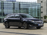 Vauxhall Insignia Sports Tourer 2013 images