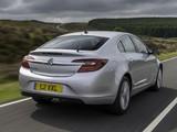 Vauxhall Insignia ecoFLEX Hatchback 2013 photos