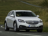 Vauxhall Insignia Country Tourer 2013 photos