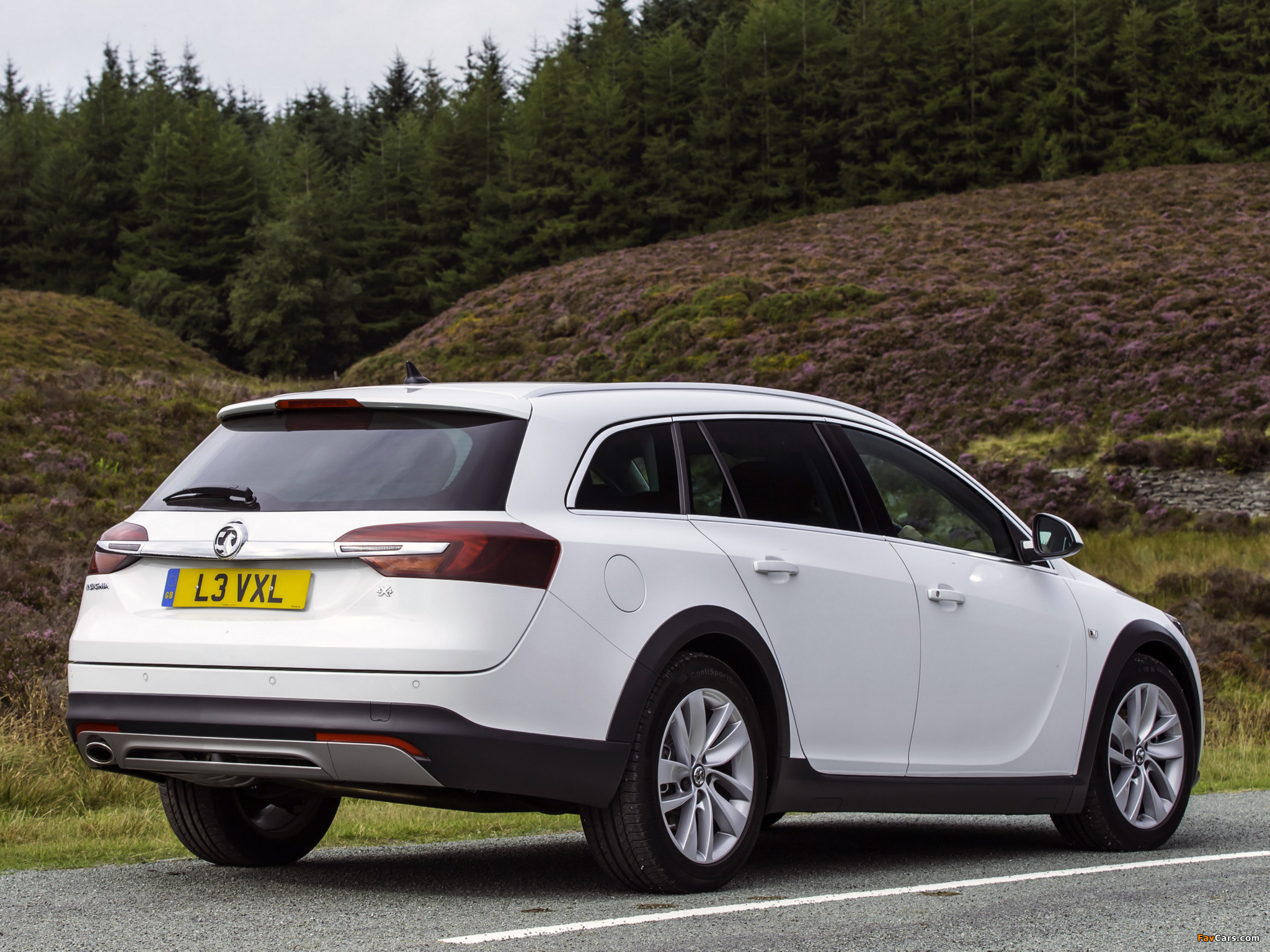 Vauxhall Insignia Country Tourer 2013 pictures (2048 x 1536)