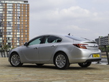 Vauxhall Insignia ecoFLEX Hatchback 2013 pictures