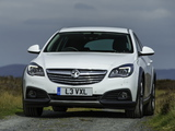Vauxhall Insignia Country Tourer 2013 pictures