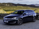 Vauxhall Insignia Sports Tourer 2013 wallpapers