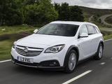 Vauxhall Insignia Country Tourer 2013 wallpapers