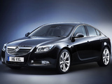 Vauxhall Insignia 2008–13 wallpapers